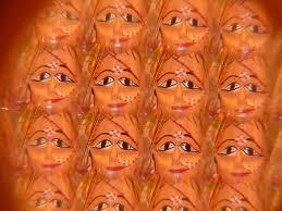 ansiktse många