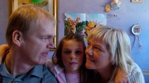 Mamma, pappa barn - Familjen Mullback