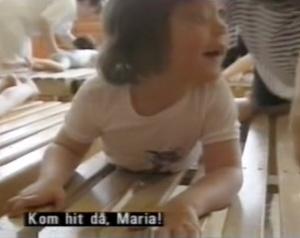 FILMEN OM MARIA - starten för KP i Sverige