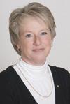 Landstingsdirektör Gunilla Andersson