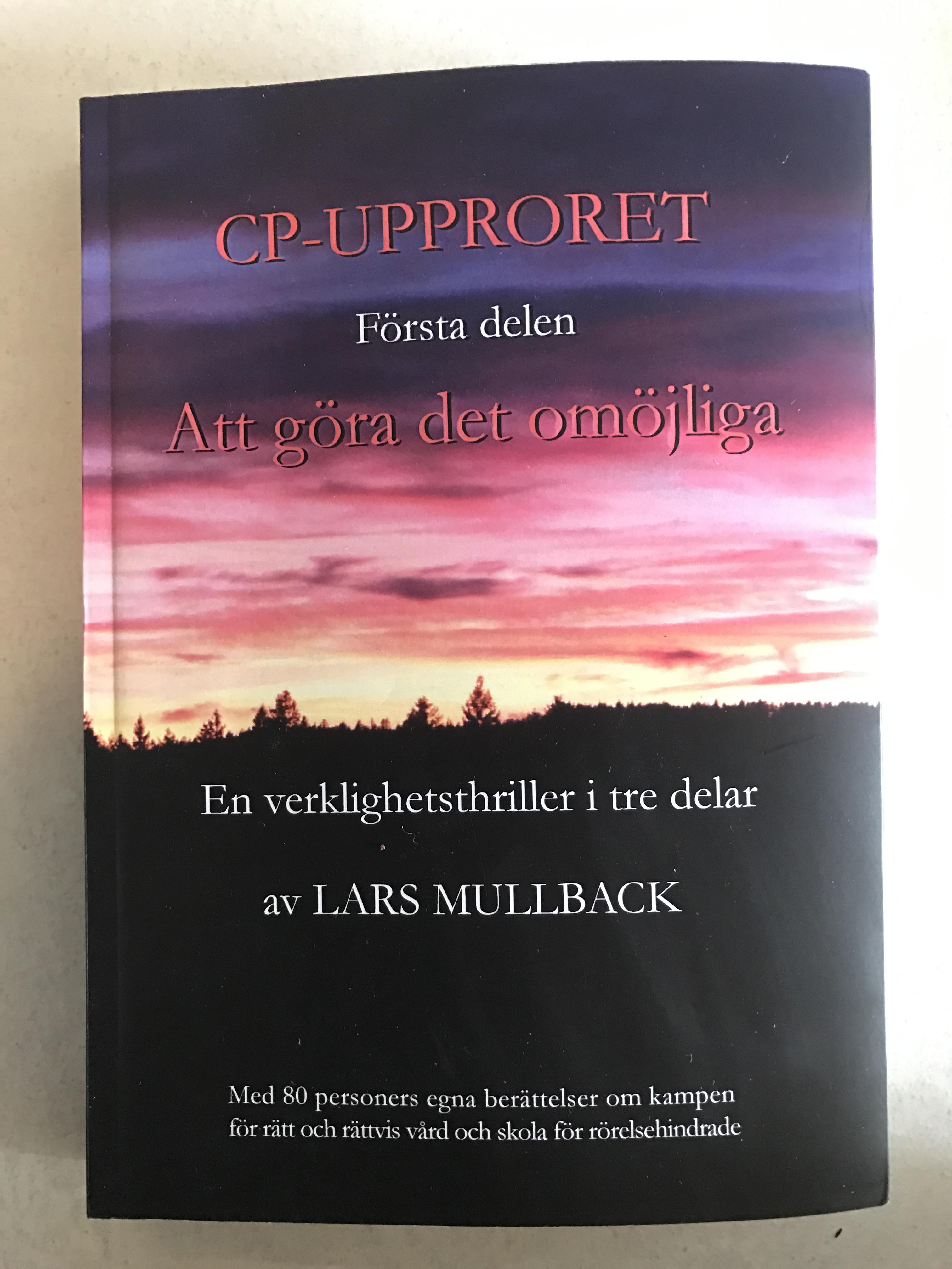 Kulturstipendium till lars mullback